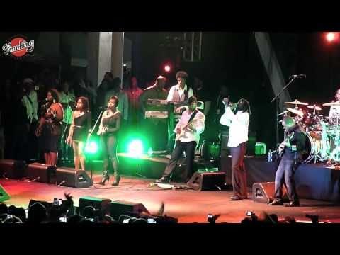 Buju Banton Performing 'I Rise' + 'Untold Stories' at Before The Dawn Concert @Miami
