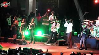 "Buju Banton Performing ""I Rise"" + ""Untold Stories"" at Before The Dawn Concert @Miami"