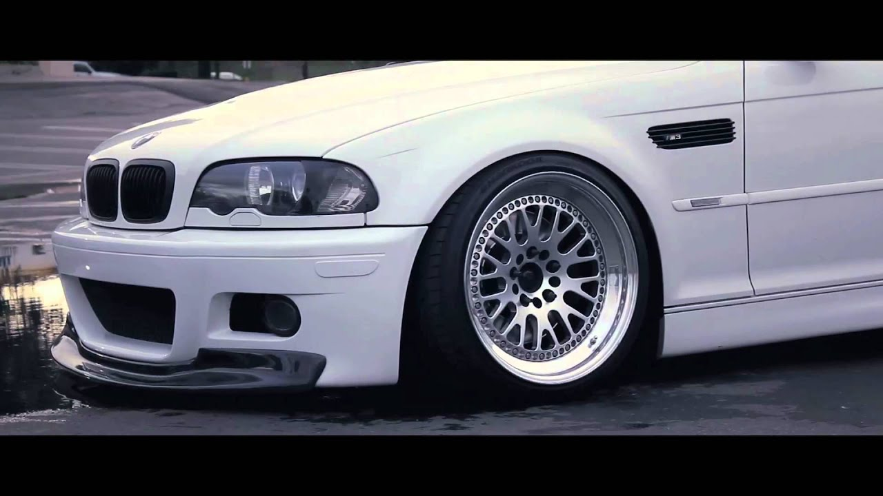 Snow White 2005 Bmw E46 M3 Youtube
