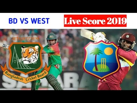 Bangladesh Vs West Indies Live Straming 2019_Live BD Vs West _Score _Star Shanto