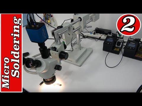 MOBILE REPAIRING COURSE #2 MicroSoldering