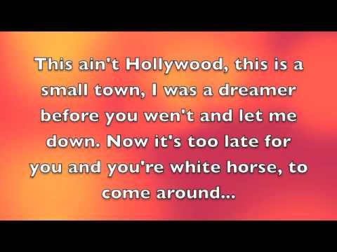 White Horse - Taylor Swift  - Lyrics