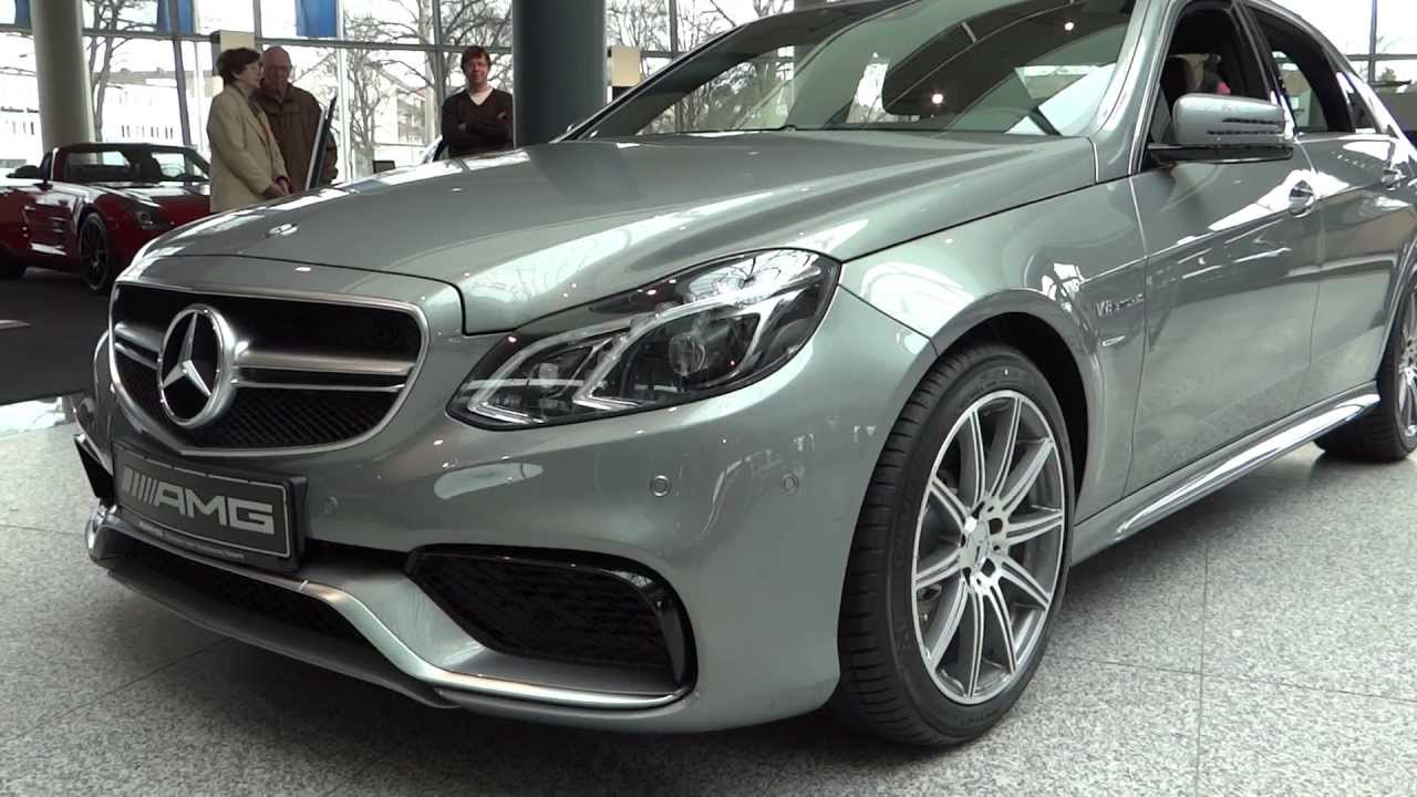 Mercedes V Facelift >> New Mercedes E-Class E63 AMG - YouTube
