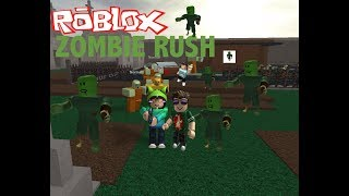 THEY'RE EVERYWHERE| Roblox Zombie Rush