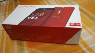 Asus Zenfone 2 ZE550ML Unboxing |2Gb Ram |16Gb Internal Memory