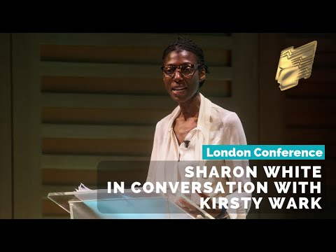 Ofcom Chief Executive Sharon White speaks at RTS London Conference | RTS London 2018