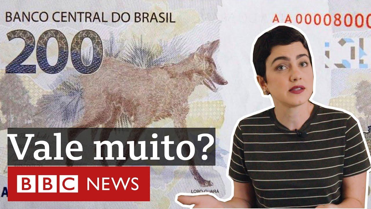 Conheça a nova nota de R$ 200 e as cédulas mais valiosas do mundo