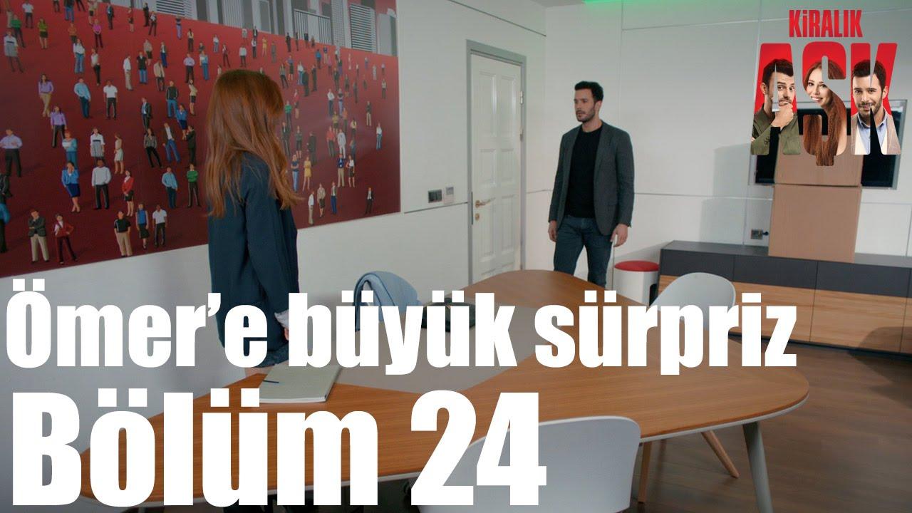 Download Kiralık Aşk 24. Bölüm - Ömer'e Büyük Sürpriz