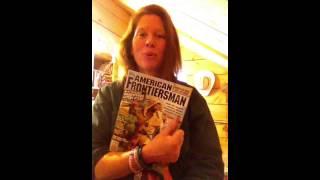 American Frontiersman Magazine 2015 Issue #191 - Modern Day Mountain Men