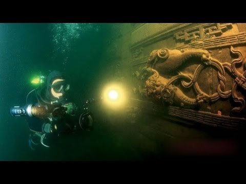 "China's Underwater Atlantis ""Discovered"" 