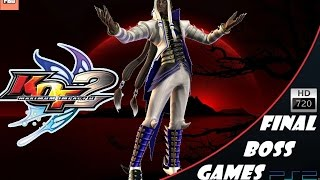 The King of Fighters Maximum Impact 2 [ PS2 ] Final Boss