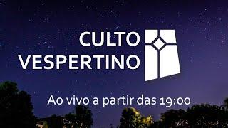 Culto Vespertino - Marcos 9.38-41 (26/09/2021)