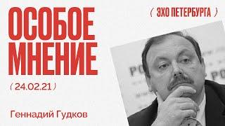 Особое мнение / Геннадий Гудков // 24.02.21