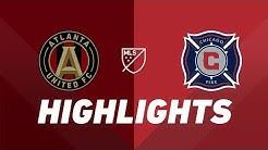 Atlanta United FC vs. Chicago Fire | HIGHLIGHTS - June 1, 2019