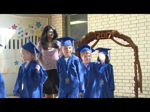 Arbor Montessori Academy - 2017 Kindergarten & First Grade Graduates