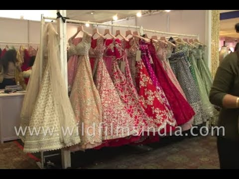 Bridal Asia: An unparalleled exhibition of bridal couture at Delhi's Hotel Ashok