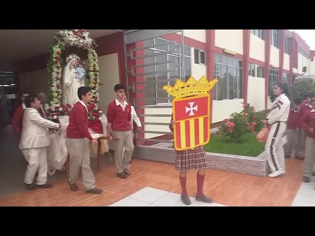 HOMENAJE A NUESTRA MADRE DE LA MERCED C.E.P.P. SANTA MARÍA DE CERVELLÓ
