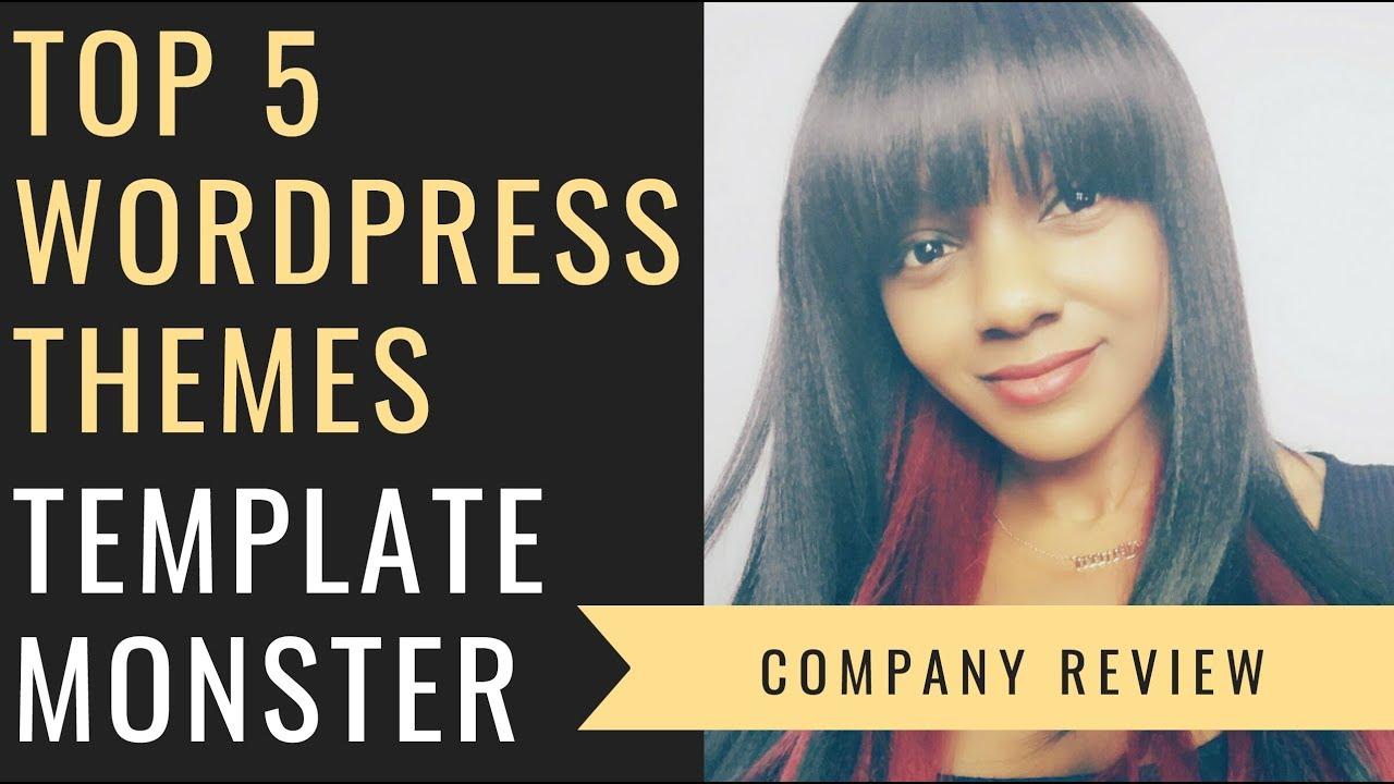Best of monster website templates responsive business seogreat. Info.