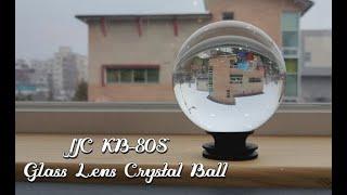 크리스탈 볼/JJC KB-80S 크리스탈 볼 Glass…