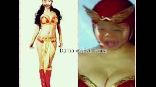 Darna vs. Evil Darna