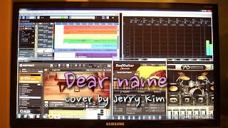 [MR] IU (아이유) - 이름에게 (Dear Name) Instrumental without Melody [Cover by Jerry Kim]