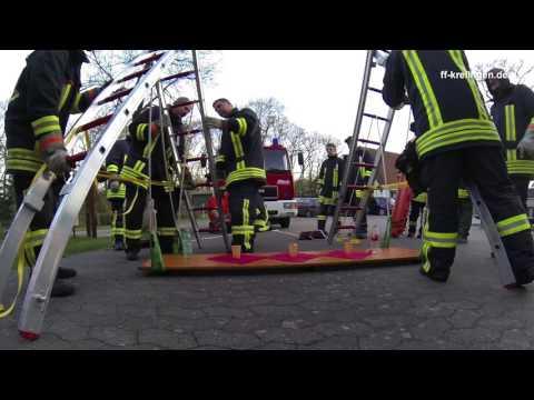 Feuerwehr Geschicklichkeitsspiele