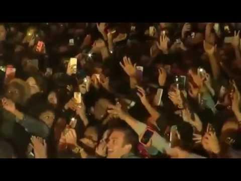 Rihanna - 'American Oxygen' Live March Madness Music Festival 2015 - HD