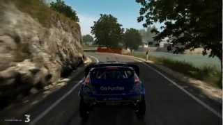 WRC 3 (PS3/Xbox 360) - Jari-Matti Latvala Spanien - Gamescom 2012 Gameplay Trailer