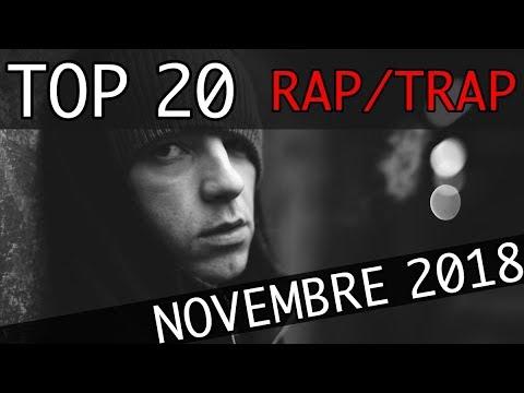 TOP 20: CLASSIFICA CANZONI RAP/TRAP NOVEMBRE 2018