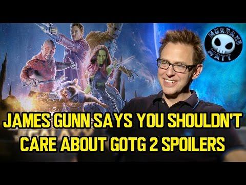 James Gunn says you shouldn