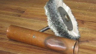 Making a Polishing Wheel/Buffing Mop