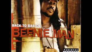 Beenie Man Back Against The Wall