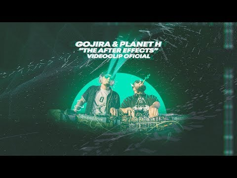 Gojira & Planet H - The After Effects (Official Video)