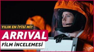 Arrival / gelİŞ (2016) film İncelemesi | yılın en İyi filmi mi?