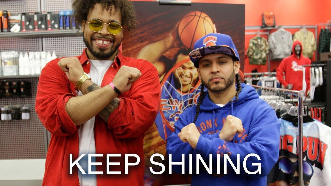 Keep Shining [Music Video] - Intikana feat. Chris Rivers, Maya Azucena & Nene Ali