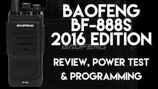 Video Baofeng BF-888S 2016 Edition Review, Programming & Power Test download MP3, 3GP, MP4, WEBM, AVI, FLV Juni 2018