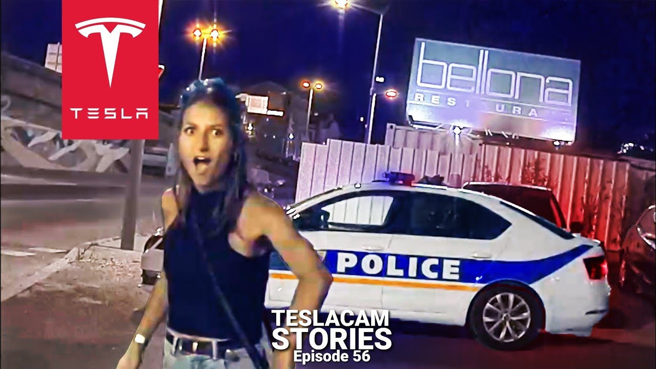 TESLA HATE AND LOVE CAUGHT ON DASHCAM | TESLACAM STORIES #56