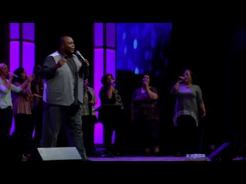I Sing Praises to Your Name - Singing with Joy & Alvin Slaughter at CFC