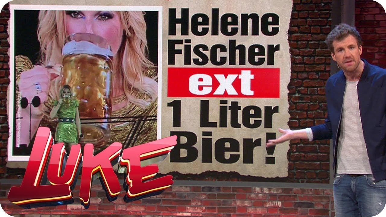 Helene Fischer Ext Bier