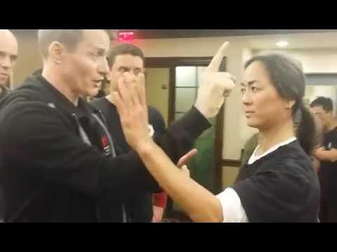 I Liq Chuan / Zhong Xin Dao - After hours at a Martial Art Retreat