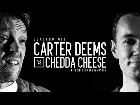 KOTD - Rap Battle - Carter Deems vs Chedda Cheese | #BO6ix