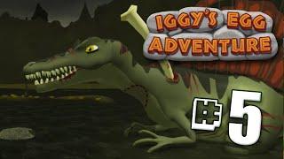 Spinosaurs Boss | Iggy