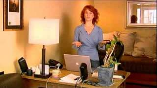 Home Office Feng Shui Tips : Feng Shui Desk Positioning Tips