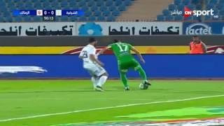 هدف مباراة الشرقية والزمالك 1 0 شاشة كاملة تعليق محمد الغياتي   الدوري المصري 5 4 2017 HD   YouTube
