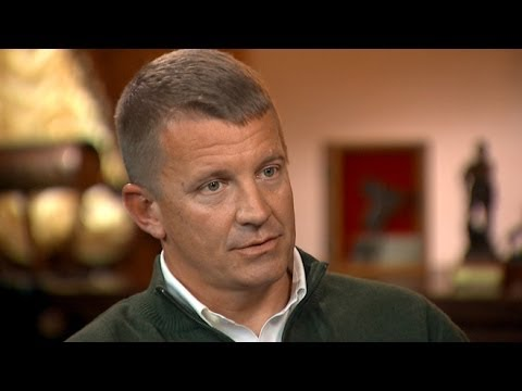 Blackwater Founder Fights For Reputation