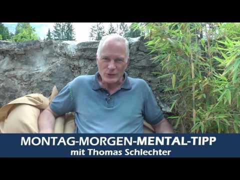 "Montag-Morgen-Mental-Tipp - Ferientipp ""Genieße den Augenblick"""