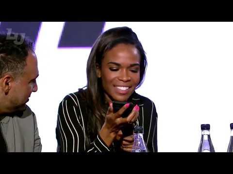 Michelle Williams calling Beyoncé