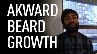 In-between stage of beard growth | Joel L Daniels thumbnail