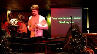 Download Blue Suede Shoes cover [Irish Pub Karaoke] MP3 song and Music Video