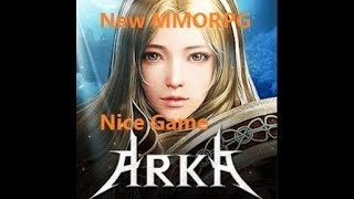 Phone Game play video | ARKA MMORPG | 30 minutes